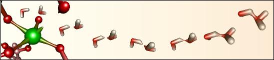Non covalent bond rep.