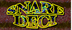 SNARE/DECI Logo:                  SNARE mediated membrane fusion, DEISA Extreme Computing Initiative.